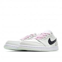 Air Jordan 1 Low Barely Green CZ0776-300 Women Men AJ1 Shoes