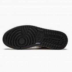 "Air Jordan 1 Low ""Lakers Top 3"" Unisex Basketball Shoes CJ9216 051 Black/Field Purple-White AJ1 Jordan Sneakers"