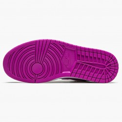 "Air Jordan 1 Retro Low ""Black Cactus Flower"" Unisex Basketball Shoes DC0774 005 Black/White-Starfish AJ1 Jordan Sneakers"