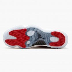 "Air Jordan 11 Retro ""Win Like 96"" Unisex Basketball Shoes 378037 623 Gym Red/Black-White AJ11 Black Jordan Sneakers"