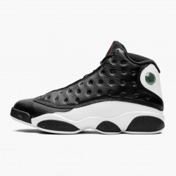 "Air Jordan 13 ""He Got Game"" Unisex Basketball Shoes 414571 061 Black/Gym Red-White AJ13 Jordan Sneakers"