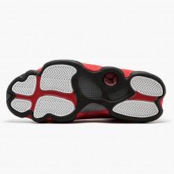 "Air Jordan 13 Retro ""Chicago"" 2017 Mens Basketball Shoes 414571 122 White/Black-Team Red AJ13 Jordan Sneakers"