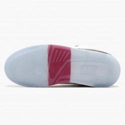 "Air Jordan 3 Retro NRG ""Mocha"" Mens Basketball Shoes 923096 101 White/Fire Red-Cement Grey AJ3 Jordan Sneakers"