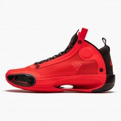 """Air Jordan 34 """"Infrared 23"""" Mens AJ34 Basketball Shoes AR3240 600 Infrared23/Black Jordan Sneakers"""
