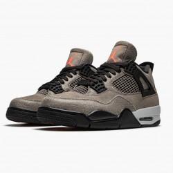 "Air Jordan 4 Retro ""Taupe Haze"" DB0732 200 Taupe Haze/Oil Grey-Off White Unisex AJ4 Jordan Sneakers"