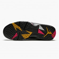 "Air Jordan 7 Retro ""Reflections of A Champion"" Mens Basketball Shoes Reflect Silver/Cardinal Red-Bl BV6281 006 AJ7 Jordan Sneakers"